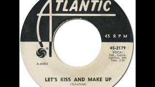 THE FALCONS - Let's Kiss & Make Up [Atlantic 2179] 1963