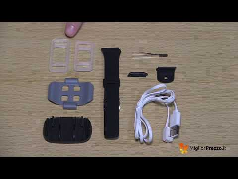 Smartwatch e tracker GPS Nilox Bodyguard Video Recensione