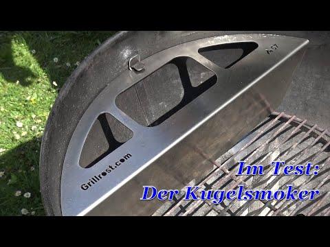 #373: Der Kugelsmoker von grillrost.com (Smokenator 2.0?)