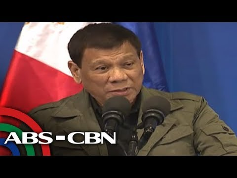 WATCH: President Duterte attends inauguration of CAPP satellite-based air traffic system