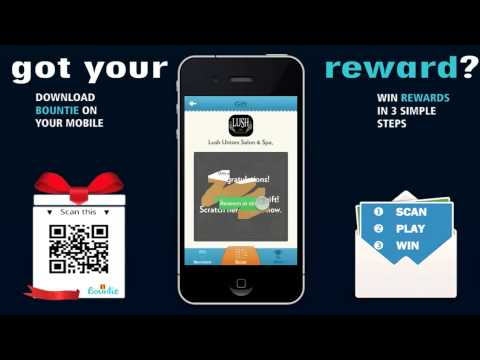 Video of Bountie - Scan.Play.Win