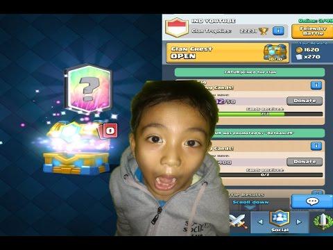 Video Cara mendapatkan Kartu Legendary , Ga percaya?Terbukti (buktikan)