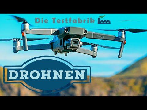 🛸 Drohnen Test (2019) – 🏆 Die besten Quadrocopter mit Kamera