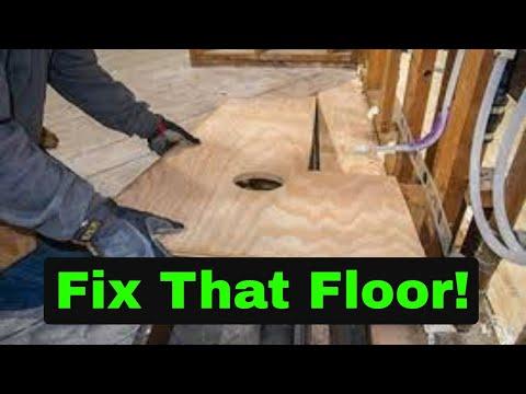 Restoring Floor Shear Transfer with Shear Blocking