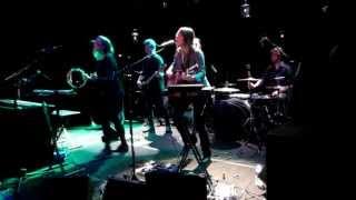 "Anna Aaron ""Fire Over The Forbidden Mountain"" concert Paris 13-03-2012"