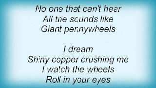 Sponge - Pennywheels Lyrics