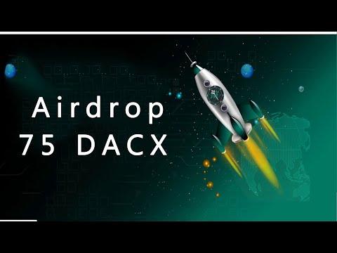 Ganhe $15 Dólares Novamente no Bot da Exchange Dacx. Esse Promete !!!