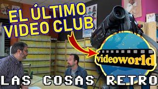 Un VIDEOCLUB en 2020 ✅ El ÚLTIMO Vídeo Club 📼 ¿Negocio o nostalgia?