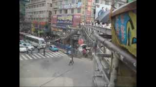 preview picture of video 'mirpur 10, dhaka'