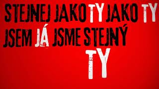Video F.A.KING  - JAKO TY!  ( Official lyric video)