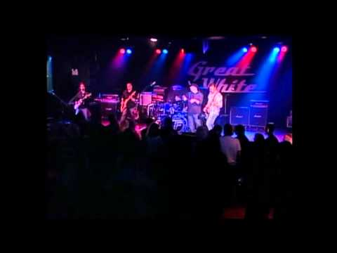 Twisted Fate Live opening for Great White- Original song titled Just Listen