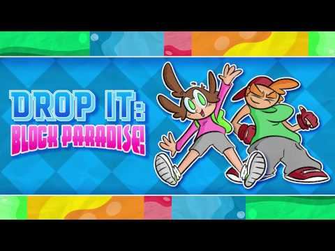 Drop It: Block Paradise! Final Trailer - Wii U eShop thumbnail