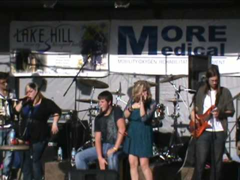 "CHARISSA MROWKA & Country Cross ""Backwoods Fest"" 9-29-2012"