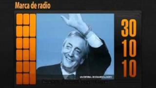 Editorial Eduardo Aliverti Muerte De Néstor Kirchner Marca De Radio30102010