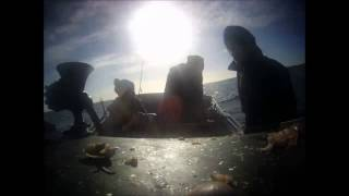 preview picture of video 'Anzac day fishing @ Clifton Springs'