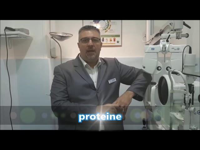 Pulizia lenti a contatto morbide
