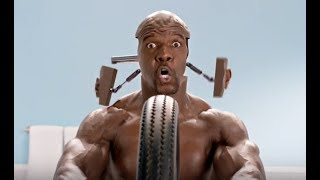 Old Spice Commercial 2017 Terry Crews Man Hunt