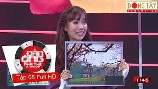 ĐÀN ÔNG PHẢI THẾ | MÙA 2 | TẬP 5 FULL HD (07/10/2016)
