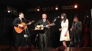 """""""Early Morning Rain"""" Peter Paul and Mary (Back in Town cover)"""