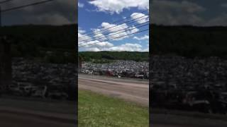Car Junk yard on 30 Route in Pa
