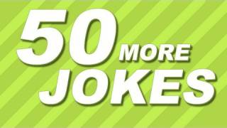 50 MORE JOKES in FOUR MINUTES