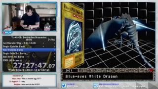 Yu-Gi-Oh! Forbidden Memories - 100% Race   !info in chat for info on run [Segment 6]