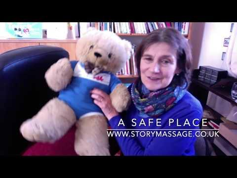 Screenshot of video: Story Massage- A Safe Place