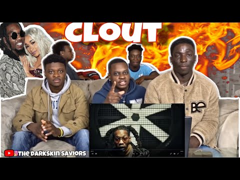 Offset - Clout ft. Cardi B(Reaction)