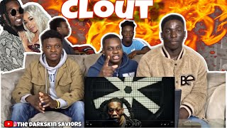 Offset   Clout Ft. Cardi B(Reaction)