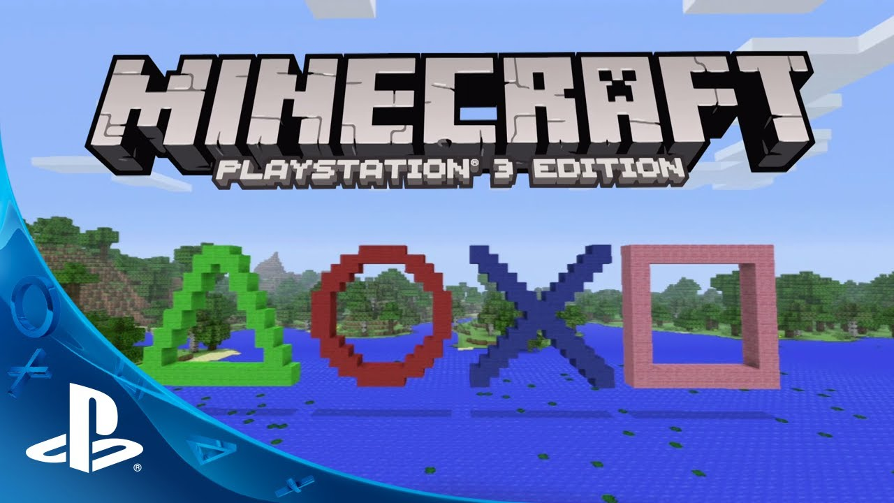 Minecraft: Playstation 3 Edition Out Today