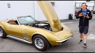Gambar cover Is this 1969 Corvette Stingray C3 the BEST generation?