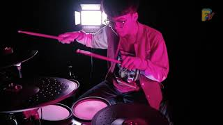 Pee Wee Gaskins   Sampai Juara (Drum Cover By Dava)