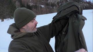 Mil Tec Nässeschutzjacke mit Fleece - Was kann die?