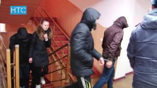 Бишкекская милиция поймала банду грабителей / 15.02.17 / НТС