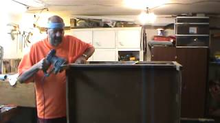 Hoosier Cabinet Project #15--Same Old Song And Dance