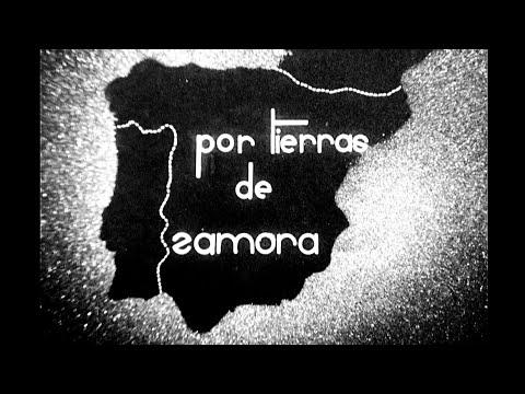 POR TIERRAS DE ZAMORA - 1933 restaurado