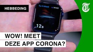 Nieuwe Apple Watch gaat virusstrijd aan - HEBBEDING