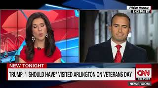 Retired Adm. McRaven responds to Trump
