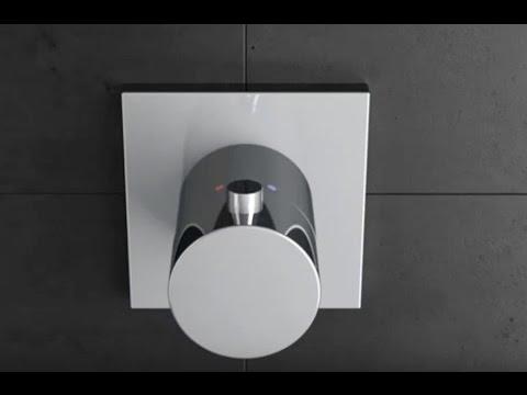 KEUCO IXMO Montagefilm: Thermostat