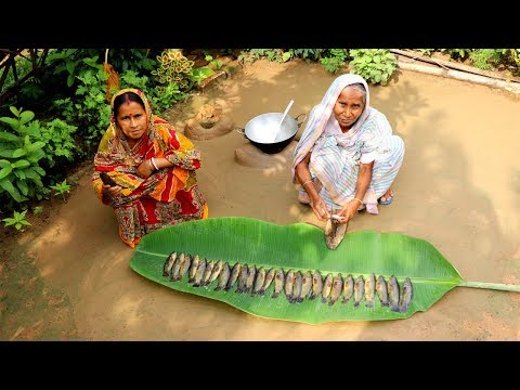 TEL KOI Bangali Traditional Recipe by Grandmother | Village Style Famous Bengali Fish Recipe
