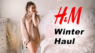 H&M Outfits UNDER $80   WINTER TRY-ON HAUL & REVIEW