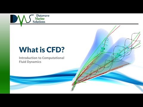 WHAT IS CFD:  Introduction to Computational Fluid Dynamics