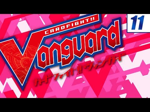 [Sub][Image 11] Cardfight!! Vanguard Official Animation - Battle of Men!!