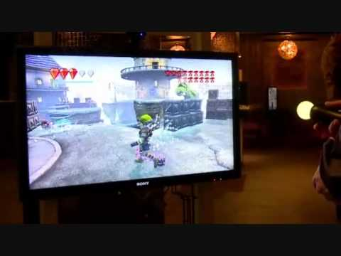 Playstation Move Heroes - Jak Gameplay