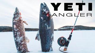 Йети рыбалка на кольском полуострове