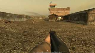 preview picture of video 'Battlefield 2 Project Reality Mod Taliban Airport Defense [TÜRKÇE]'