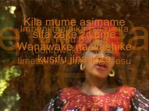 Ni tabibu wa Karibu - imbeni malaika sifa kwa Yesu Bwana