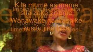 Tabibu Angela Chibalonza