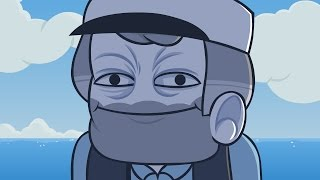 Game Grumps (D)animated: Nineball Island