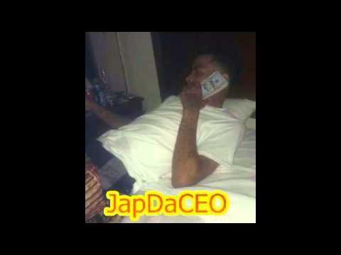 JapDaCEO 'Spend It All On You'